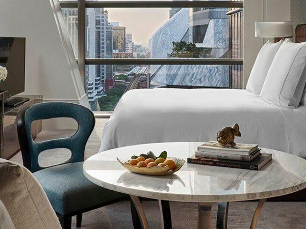 Rosewood Bangkok Two Bedroom Suite