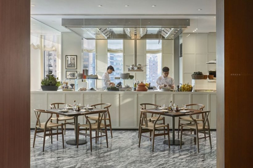Rosewood Hong Kong Asaya Kitchen