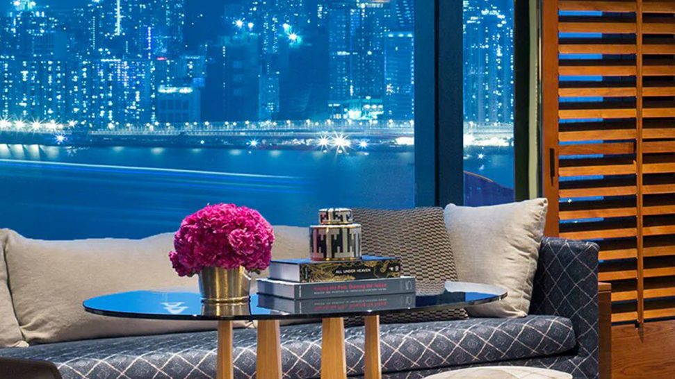 Rosewood Hong Kong Deluxe Harbour Suite