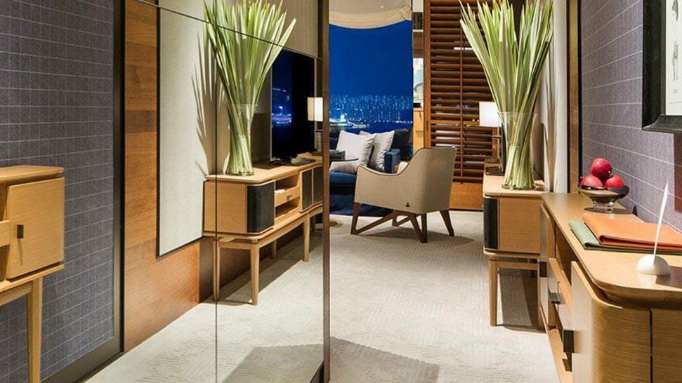 Rosewood Hong Kong Grand Harbour View Room