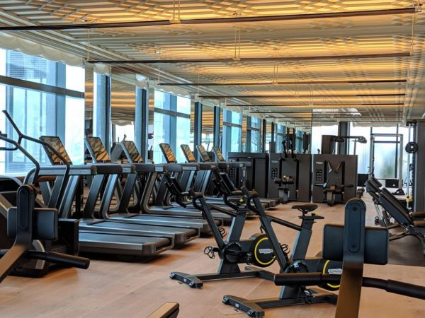 Rosewood Hong Kong Gym