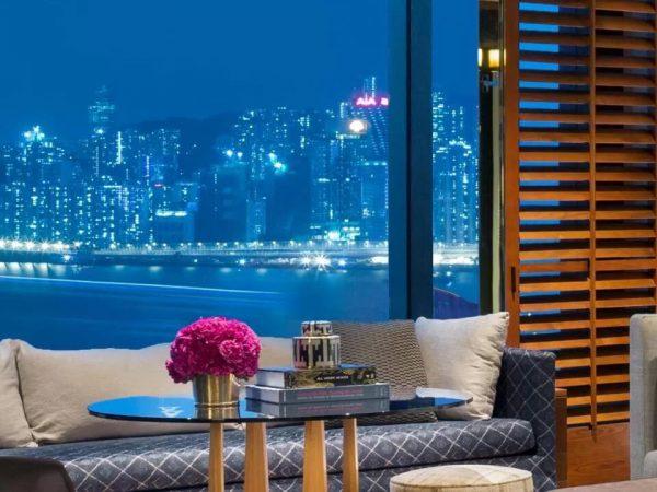 Rosewood Hong Kong Interior