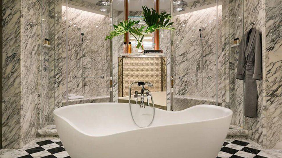 Rosewood Hong Kong Manor Suite