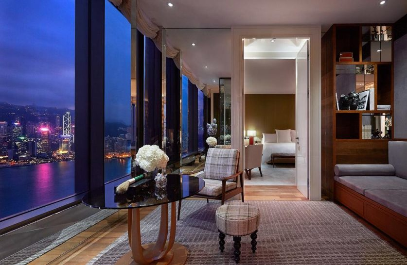 Rosewood Hong Kong Manor Suite
