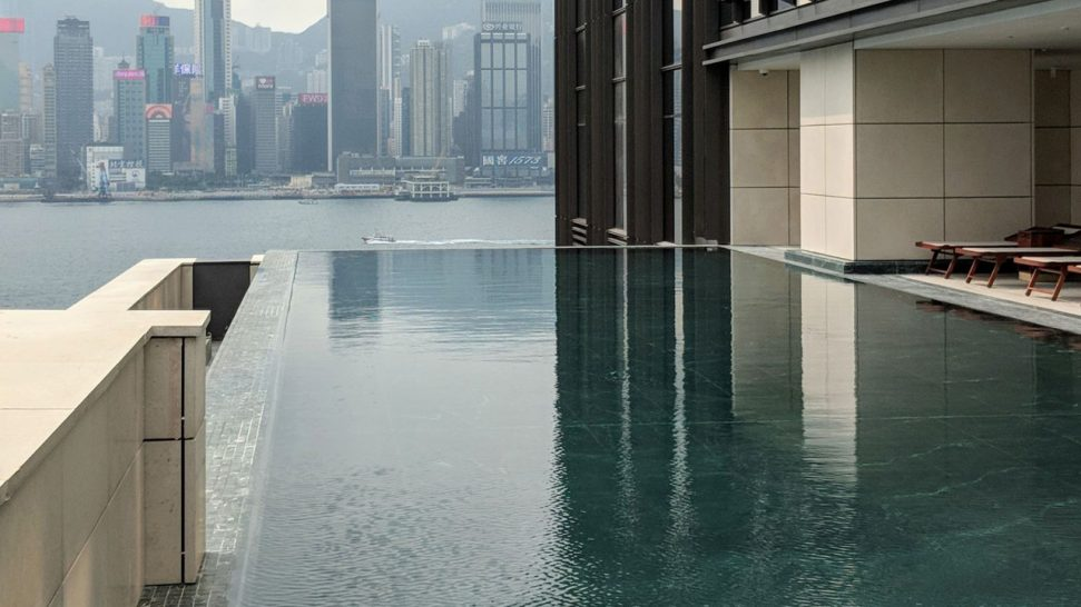 Rosewood Hong Kong Pool