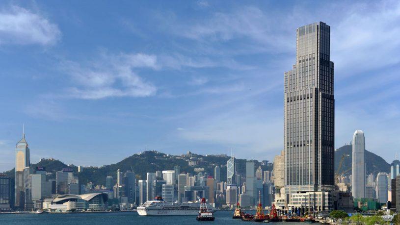 Rosewood Hong Kong Skyline