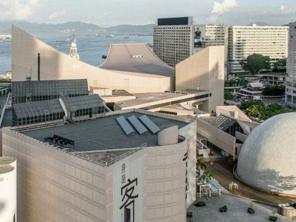 Rosewood Hong Kong Top View