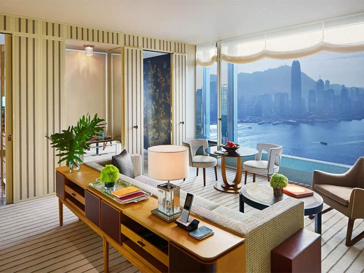 Rosewood Hong Kong Two Bedroom Signature Suite
