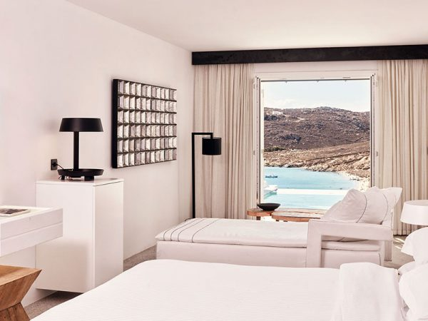 Royal Myconian Resort & Thalasso Spa Center Executive Suite With Private Pool