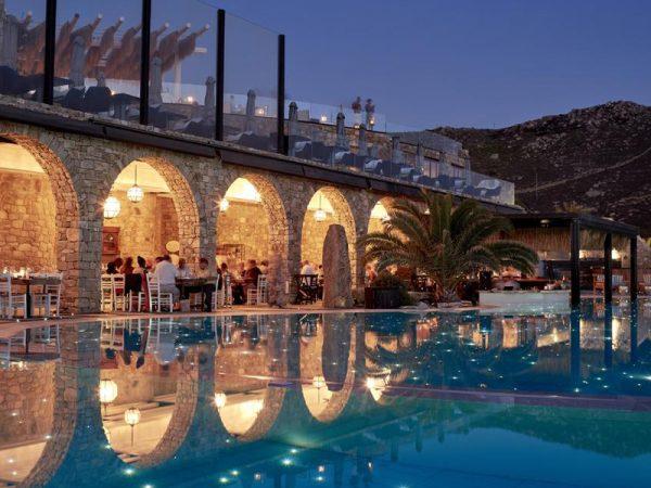 Royal Myconian Resort & Thalasso Spa Center Exterior