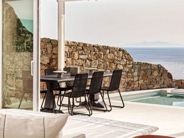 Royal Myconian Resort & Thalasso Spa Center In-room Dining