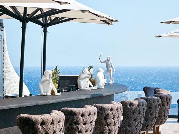 Royal Myconian Resort & Thalasso Spa Center Lobby View
