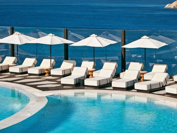 Royal Myconian Resort & Thalasso Spa Center Outdoor Pool