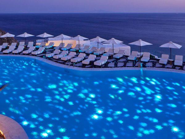 Royal Myconian Resort & Thalasso Spa Center Pool