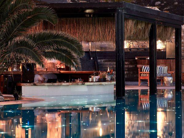 Royal Myconian Resort & Thalasso Spa Center Pool Bar & Restaurant