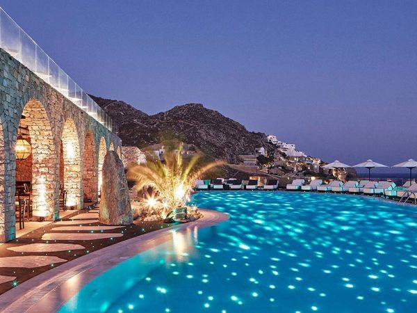 Royal Myconian Resort & Thalasso Spa Center View