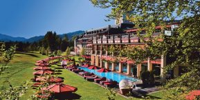 Schloss Elmau Luxury Spa Retreat