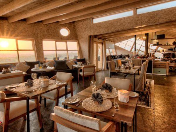 Shipwreck Lodge Dining