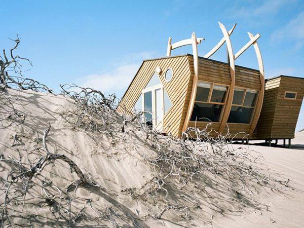 Shipwreck Lodge Exterior