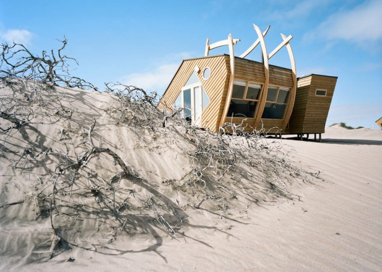 Shipwreck Lodge Skeleton Coast Room Exterior