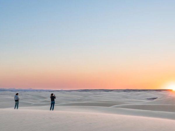 Shipwreck Lodge Sundowner drive to the roaring dunes