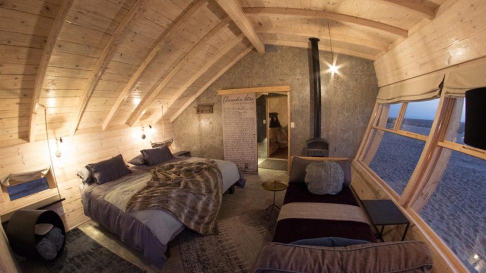 Shipwreck Lodge Twin Double Room