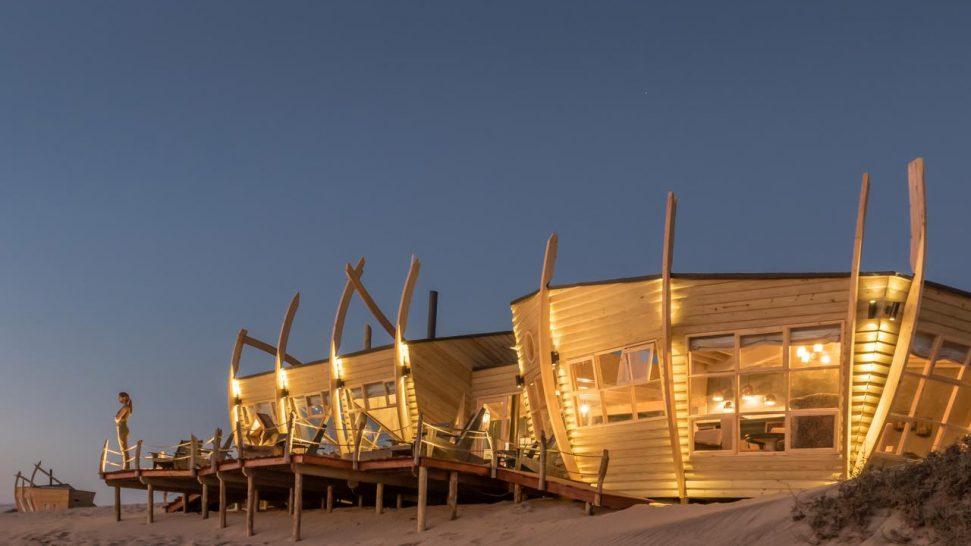 Shipwreck Lodge View
