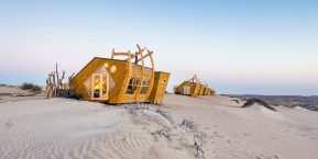 Shipwreck Lodge Skeleton Coast