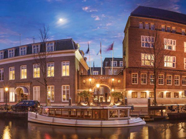 Sofitel Legend The Grand Amsterdam Exterior