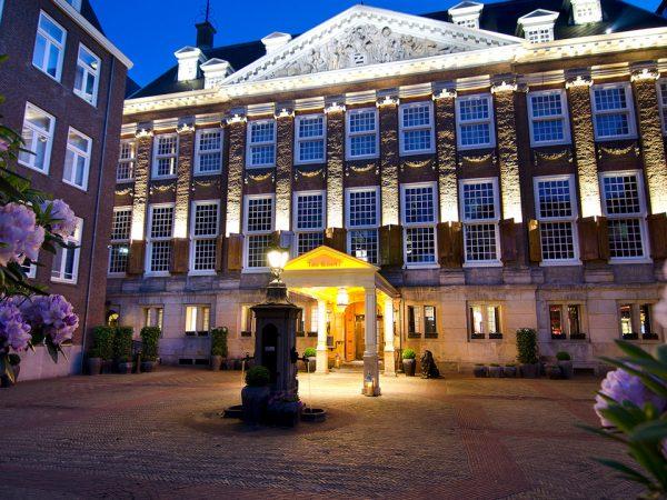 Sofitel Legend The Grand Amsterdam Exterior View