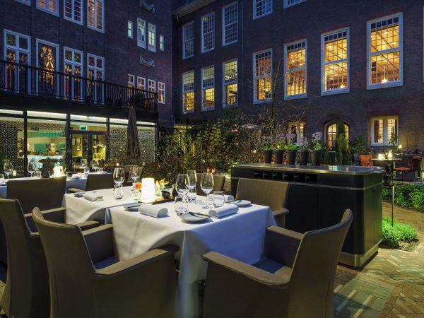 Sofitel Legend The Grand Amsterdam Garden Terrace