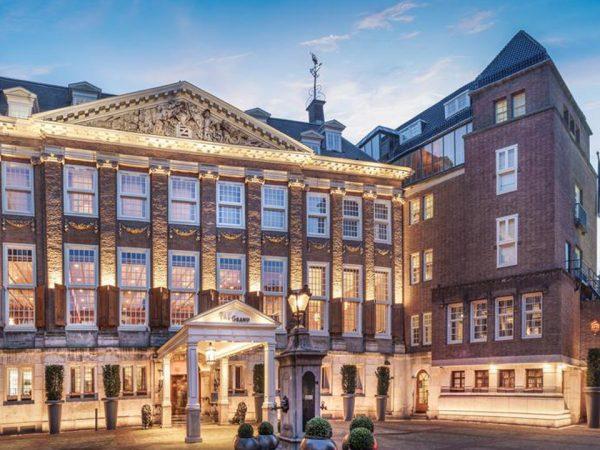 Sofitel Legend The Grand Amsterdam View