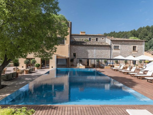Son Brull Hotel and Spa Hotel Pool