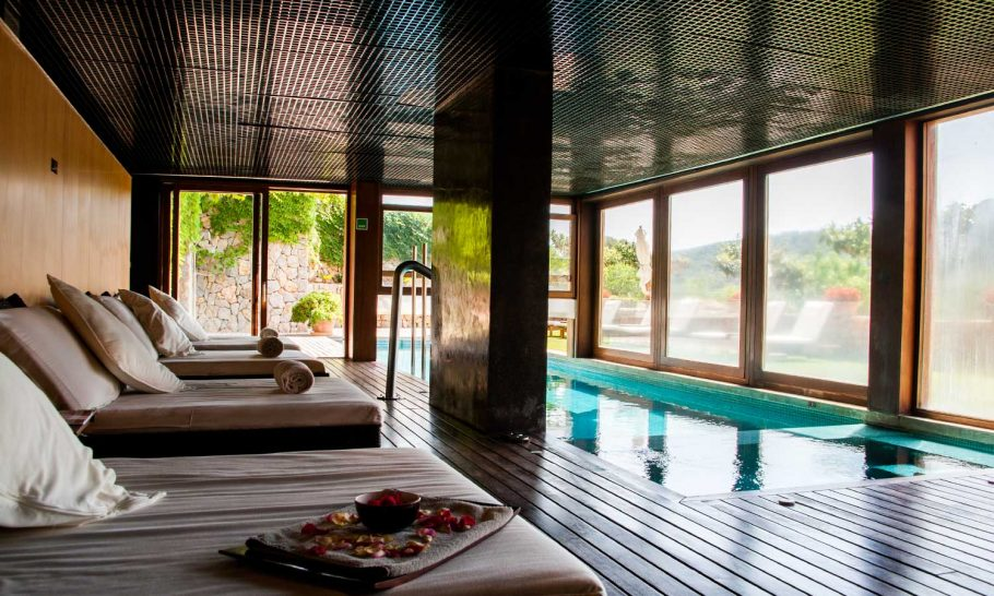 Son Brull Hotel and Spa pool