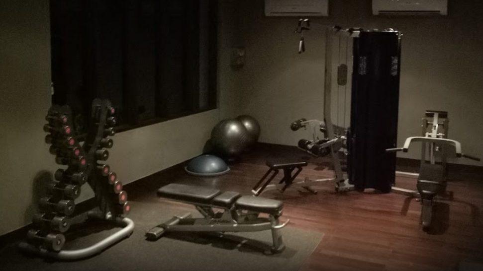 Soori Bali Cotta Gym