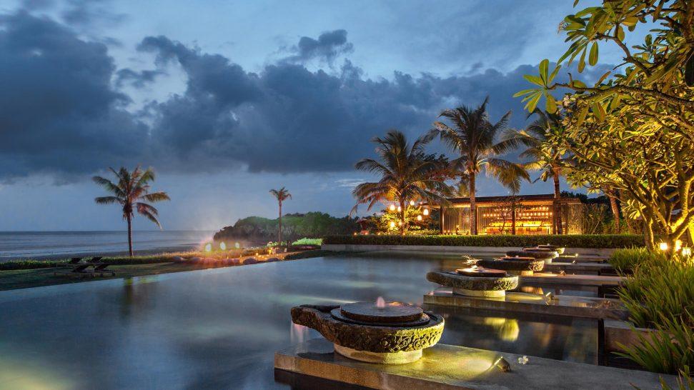 Soori Bali Cotta Pool