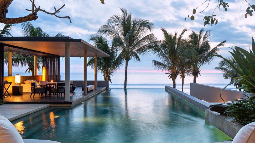 Soori Bali Deluxe Ocean Pool Villa