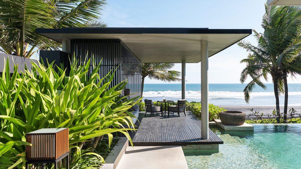 Soori Bali Ocean Pool Villa