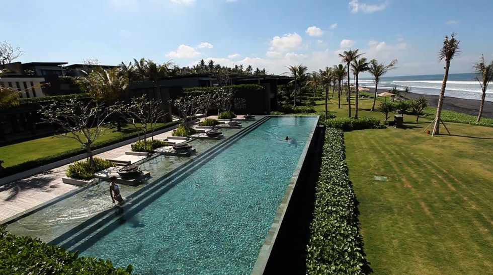 Soori Bali pool