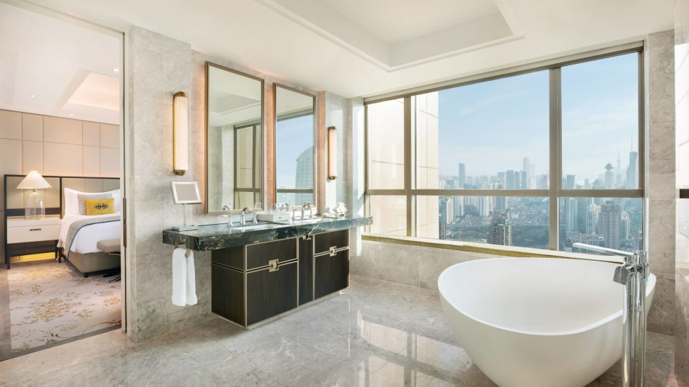 St Regis One Bedroom Apartment Superior Deluxe