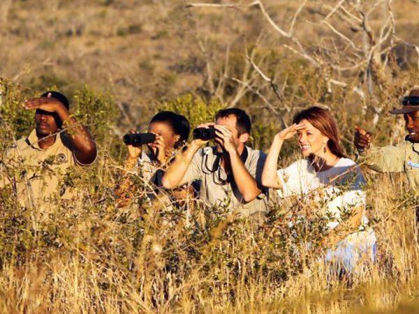 Thanda Safari Bush Walk
