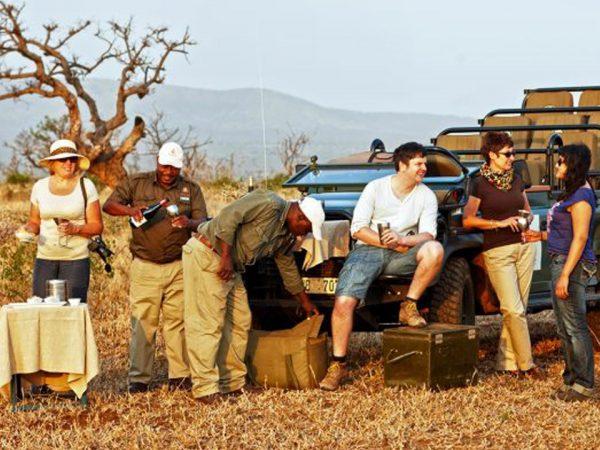 Thanda Safari Dawn & Dusk Bush Stops