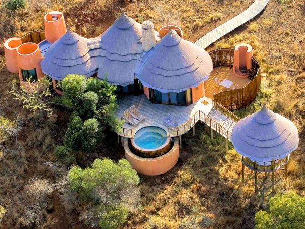 Thanda Safari Exterior View
