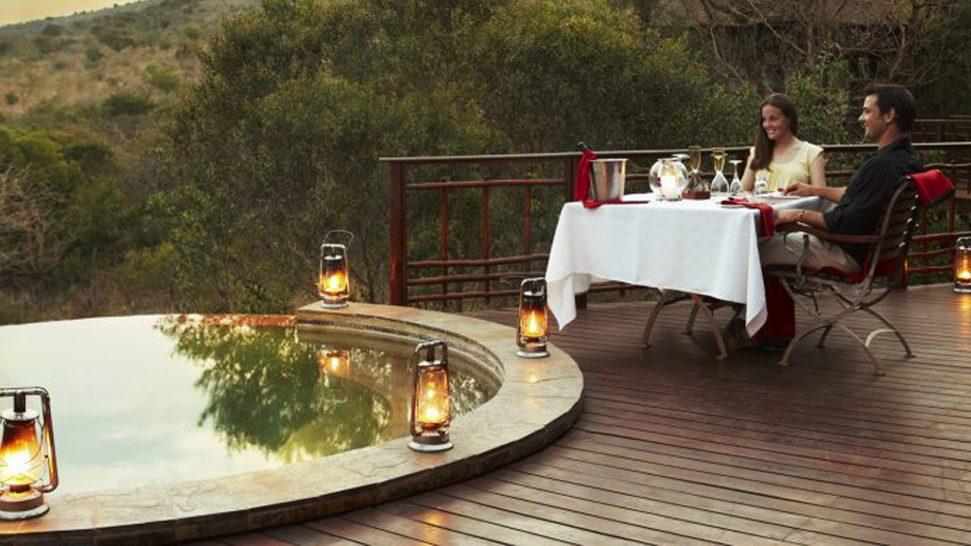 Thanda Safari Romantic Dining