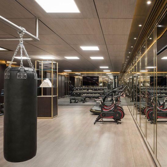 The Lanesborough London Gym