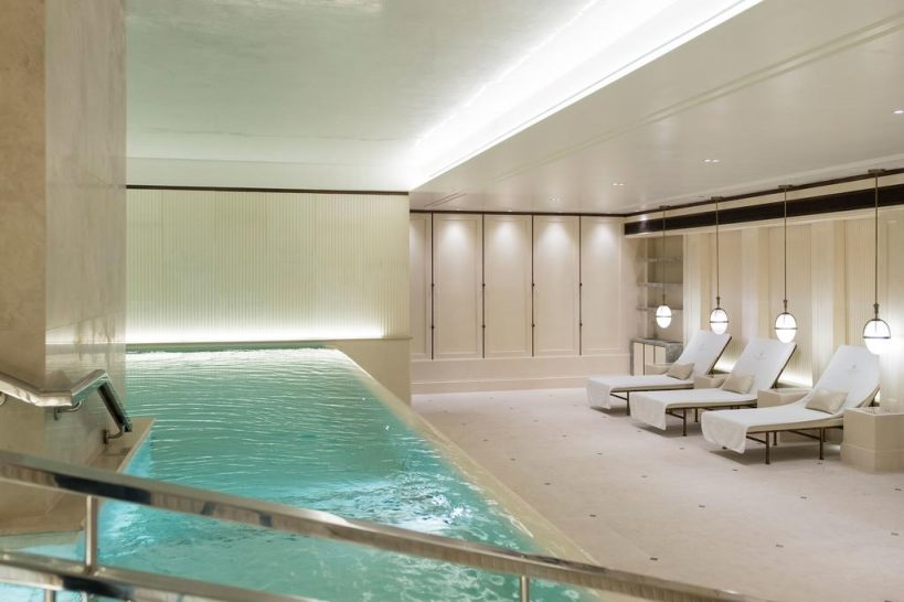The Lanesborough Pool