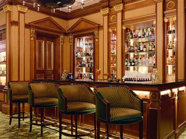 The Lanesborough The Library Bar