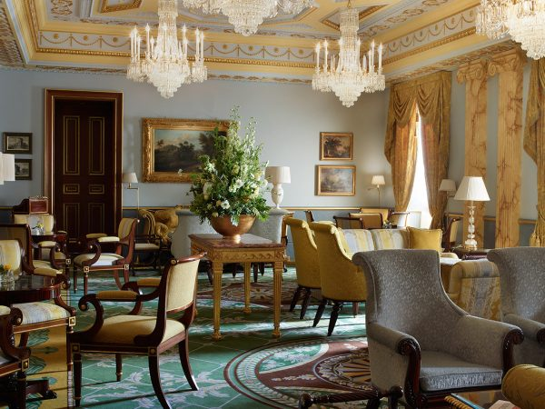 The Lanesborough The Withdrawing Room
