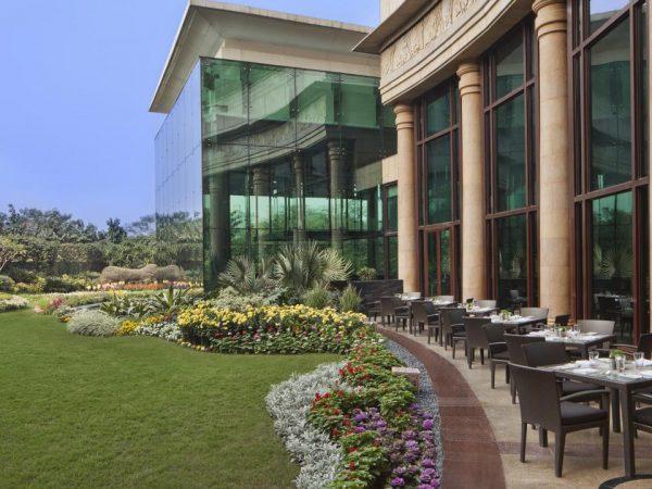 The Leela Palace New Delhi Lobby View