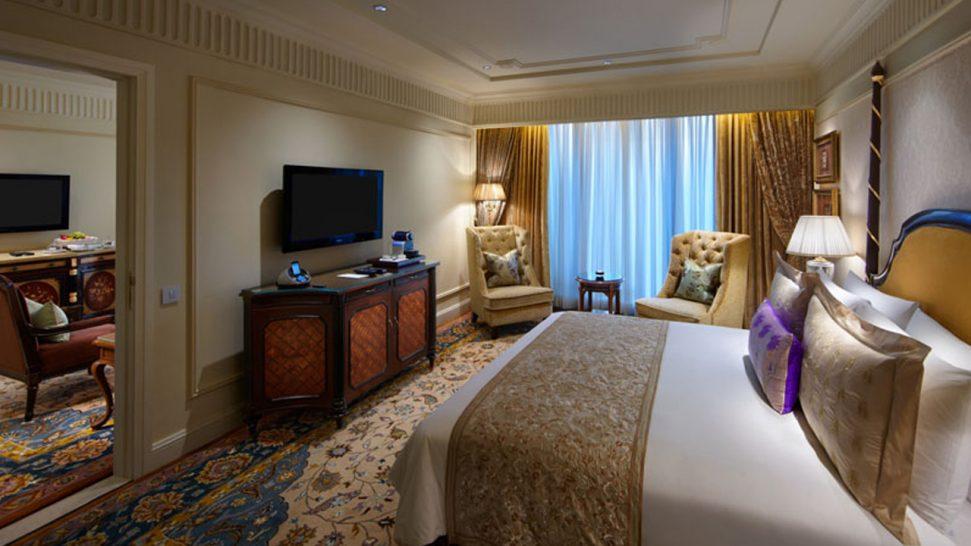 The Leela Palace New Delhi Luxury Suite